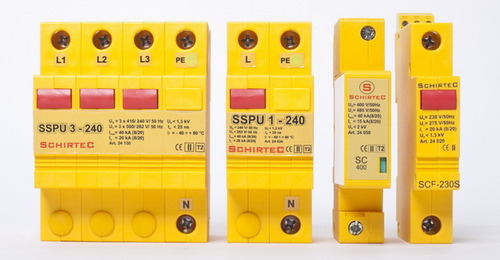 Power Line Surge Protection Device