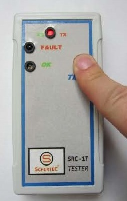 Remote Tester for ESE Lightning Arrester